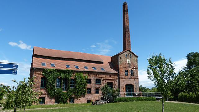 Ribbeck, Distillery, Building, Historically