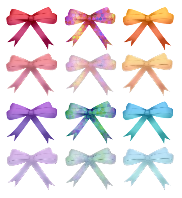 Ribbon, Bow, Decoration, Trim, Trimming, Binding