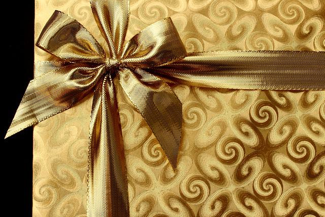 Gift, Box, Present, Background, Recreation, Ribbon