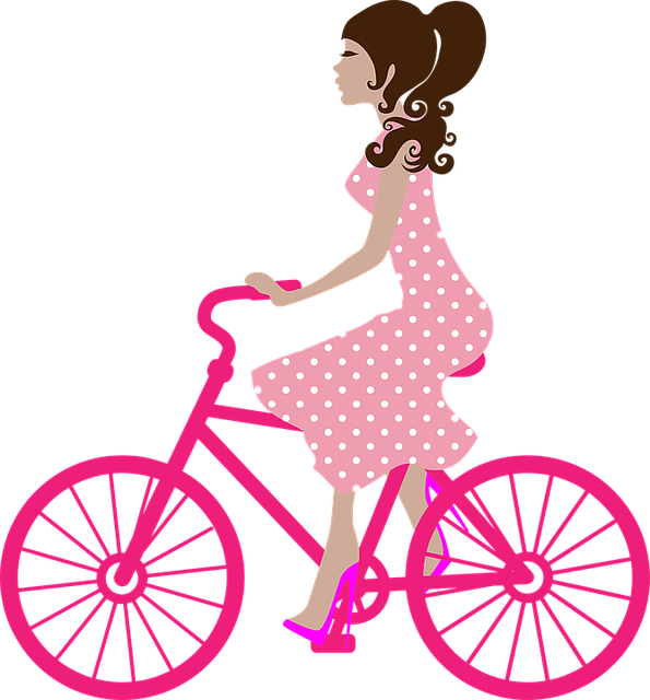 Bicycle, Bike, Female, Girl, Ride, Woman