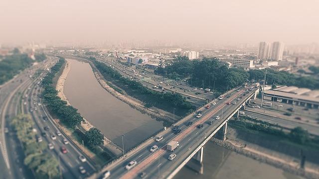 Bridge, Rent A Car, Traffic, Ride, Road, Traffic Jam