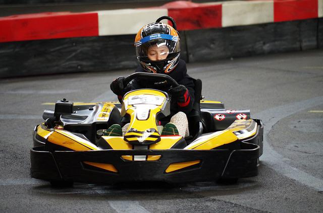 Helmet, Race, Ride, Racer, Speed, Kart