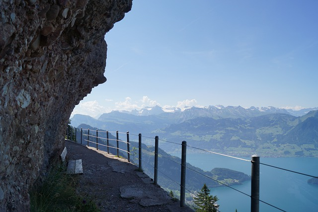 Felsenweg, Rigi, Four Forest, Lake Lucerne Region