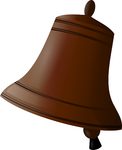 Bell, Ring, Chime, Brown, Church Bell