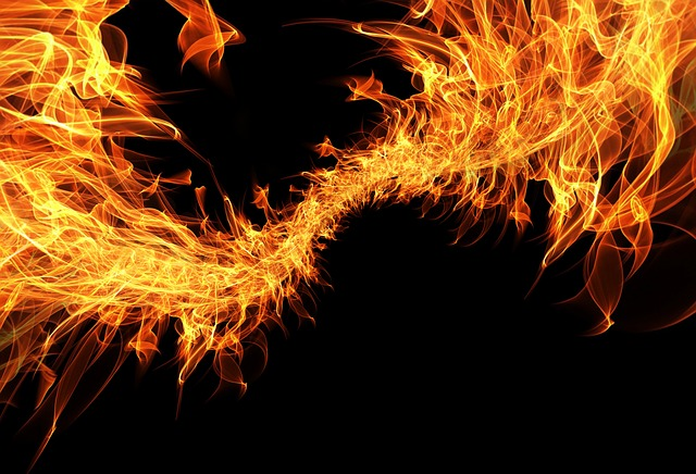 Fire, Flame, Heat, Brand, Hot, Ring, Ring Of Fire, Burn