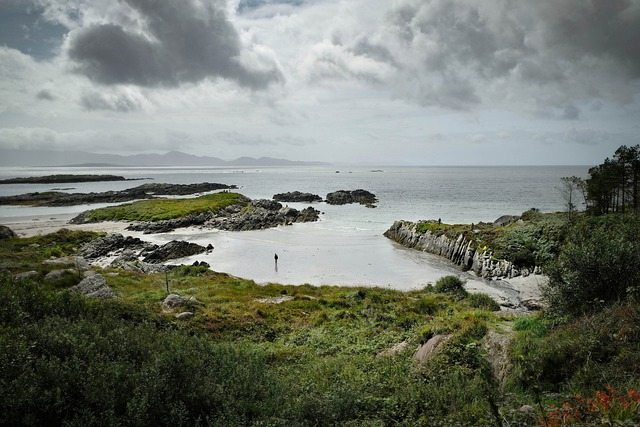 Ring Of Kerry, Ireland, Kerry, Landscape, Travel