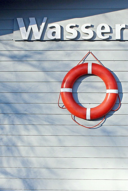 Lifebelt, Swimming Ring, Water, Ring, Rescue, Not