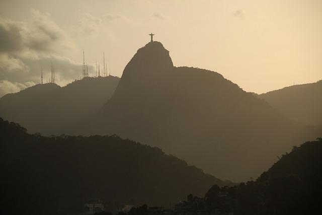Rio, Rio De Janeiro, Mountain, Landscape, Rj