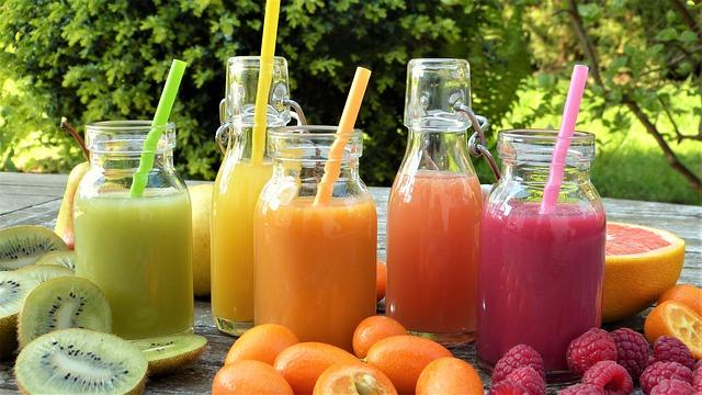 Smoothies, Juice, Fruits, Fruit, Ripe, Bio, Healthy