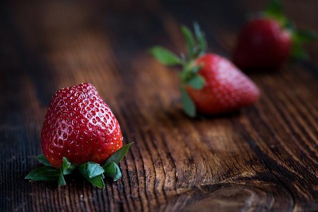 Strawberries, Fruit, Soft Fruit, Red, Ripe, Fresh