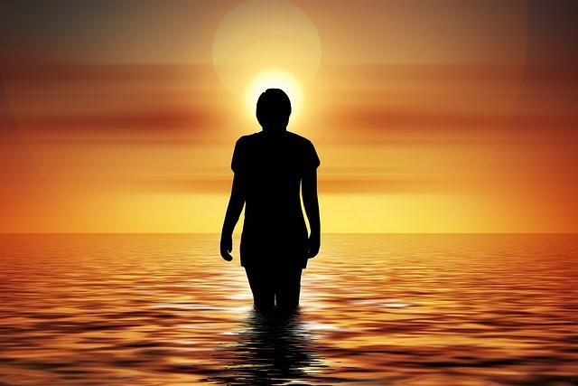 Swim, Ritual, Meditation, Suicid, Suicide, Reflection