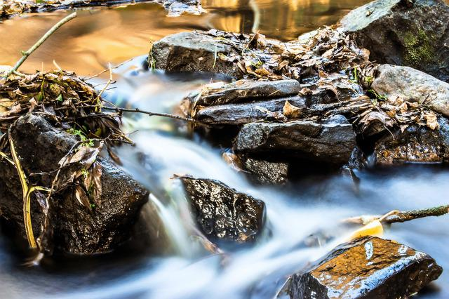 River, Bach, Water, Waters, Stones, Flow, Nature