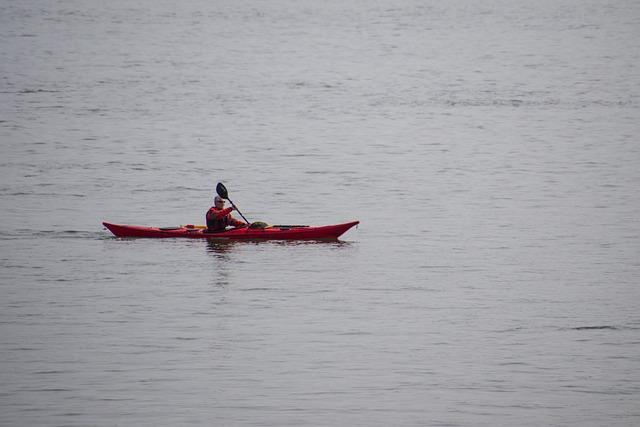 Portland, Oregon, River, Canoe, Portland Oregon