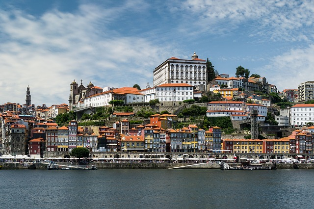 Porto, Portugal, River Douro, Ribeira, Historic City