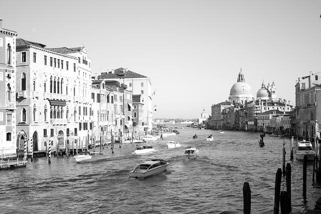 Venice, Italy, Channel, Dom, Architecture, River