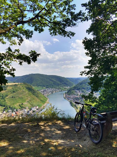 Mosel, River, Germany, Landscape, Vineyard, Tourism