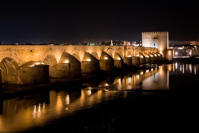 Cordoba, Highlights, City, River, Light, Roman Bridge
