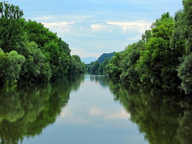 Mur, River, Styria