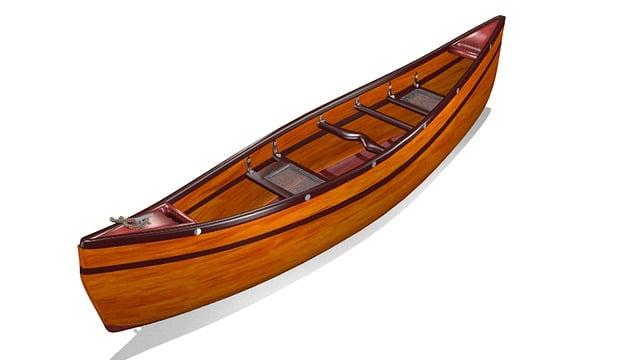 Canoe, Boat, Rowing, Outdoor, Lake, Sea, River, Nature