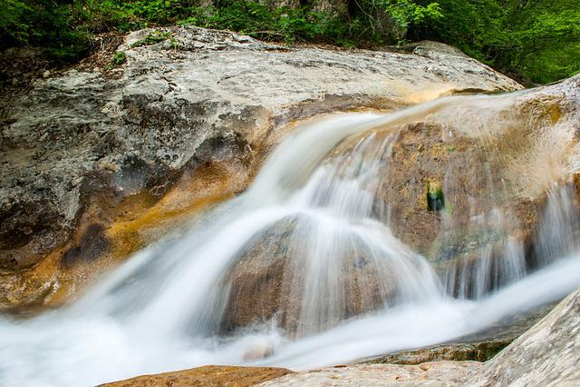 Nature, Water, Waterfall, River
