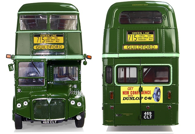 Aec, Rmc Routemaster, Englishe Coach, Leisure, Collect