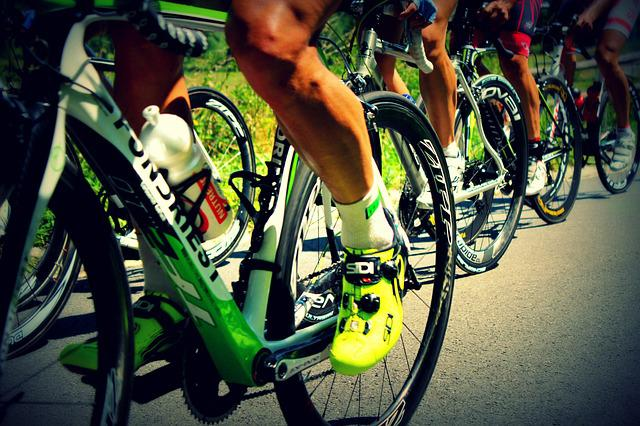 Round, Road Cycling, People, Win, Cheering, Sport