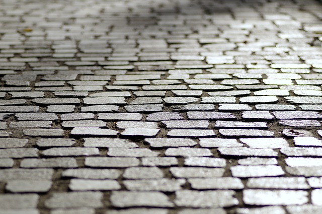 Pavement, Cobblestones, Walkway, Stones, Road, Texture