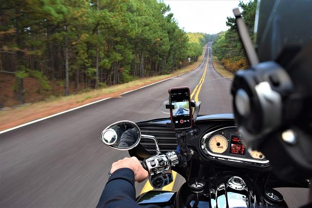 Motorcycle, Getaway, Road Trip, Road, Distance, Outdoor