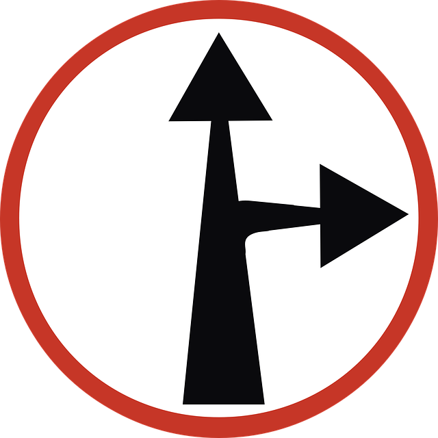 Arrow, Direction, Road Sign, Traffic, Germany