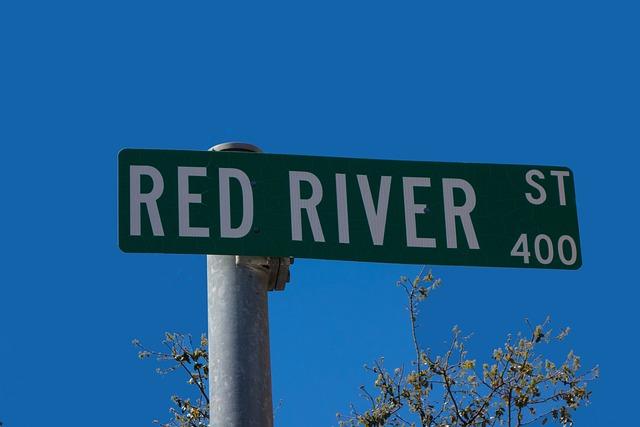 Austin, Texas, Roadsign, Road
