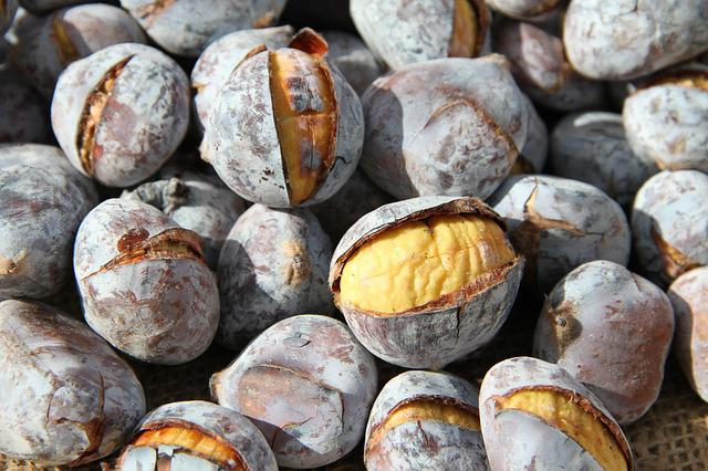 Chestnuts, Roasted Chestnuts