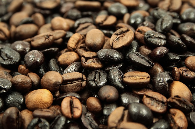 Coffee, Beans, Coffee Beans, Roasting, Roasted