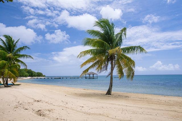 Palmetto Bay Beach, Roatan, Bay Islands, Palmetto Bay