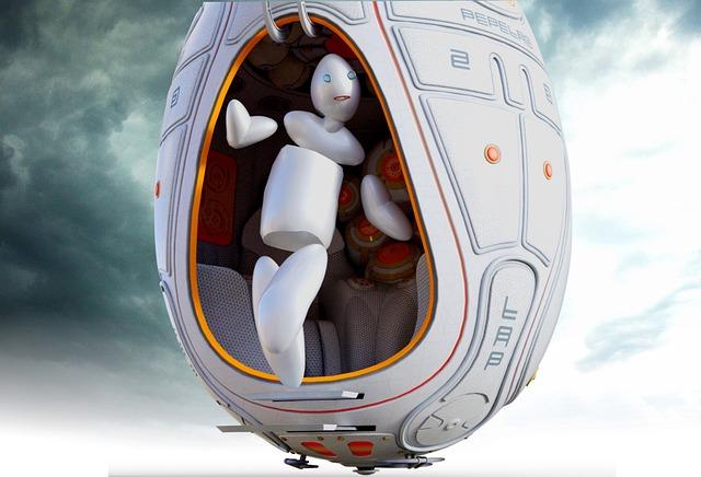 Robot, Spaceship, Forward, Film, Starwars, Alien