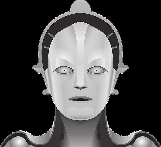 Metropolis, Mary, Metropolis Maria, Robot, Movies