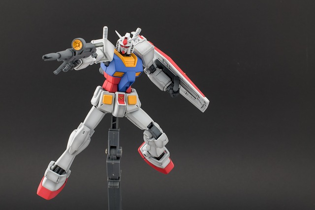 Model, Toys, Robot, Science Fiction, Up To, Rx78