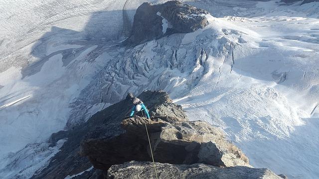 Climb, Alpine Climbing, Climber, Rock Climbing, Rock
