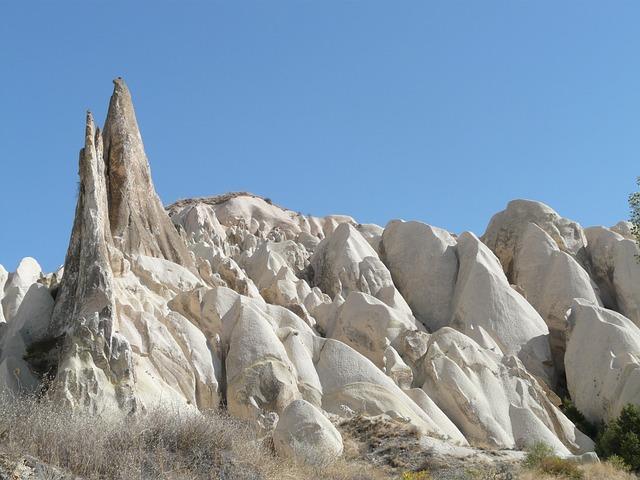 Rock, Tower, Great, Tufa, Rock Formations, Erosion