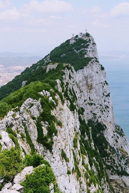 Nature, Rock, Travel, Landscape, Mountain, Gibraltar