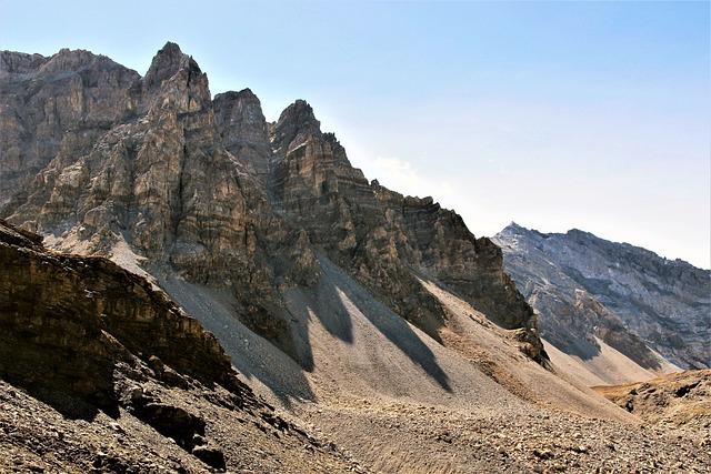 Nature, Mountain, Travel, Landscape, Rock, Panorama