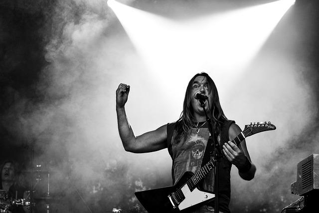Rock, Music, Rock N Roll, Guitar, Singers, Concert