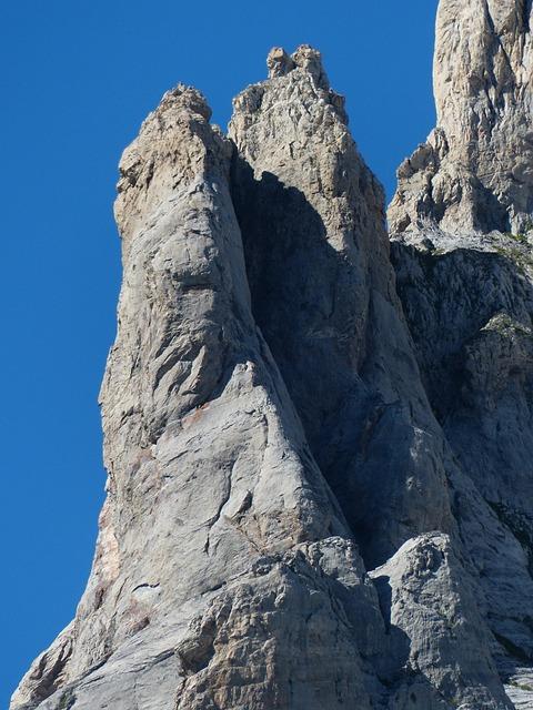 Bricchi Neri, Rock Needles, Pyramid Rock, Mountains