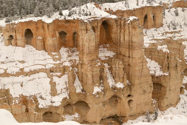 Bryce, Canyon, National, Park, Utah, Nature, Rock