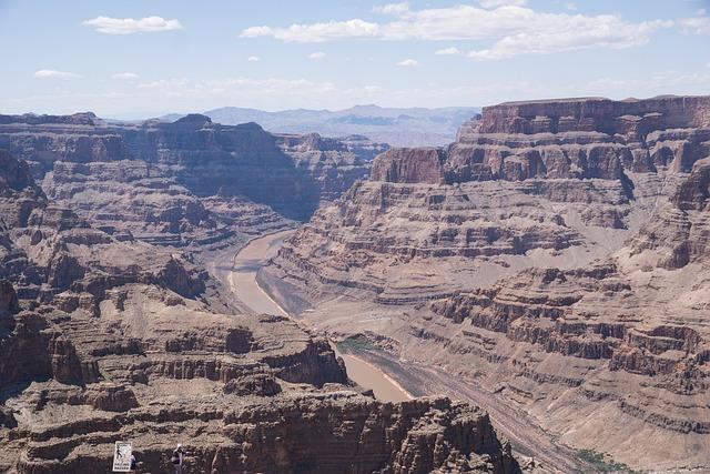 Nature, West Rim, Grand Canyon, Las Vegas, Stone, Rock