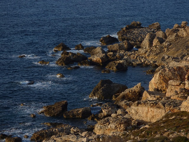 Rocks, Coast, Sea, Ocean, Nature, Coastal, Stone