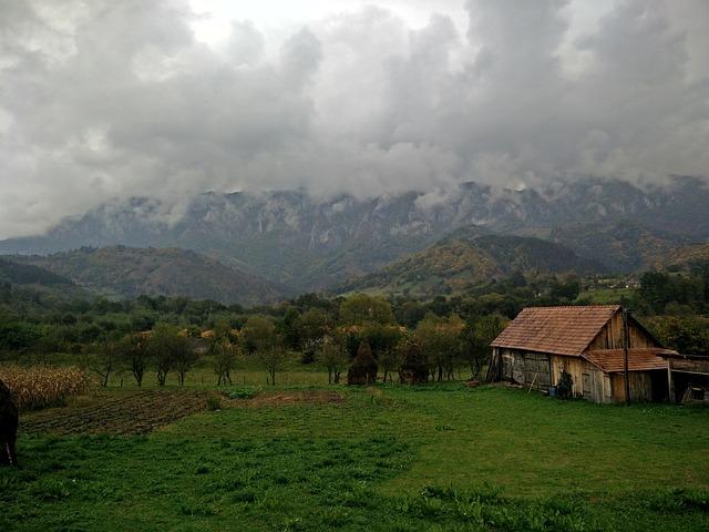 Mountain, Rocks, Romania, Landscape, Nature, Alpine