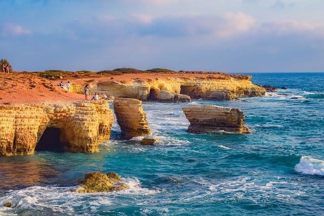 Rocky Coast, Erosion, Formation, Geology, Landscape