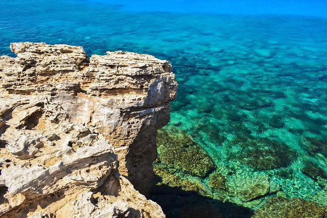 Cliff, Sea, Rocky Coast, Erosion, Nature, Landscape