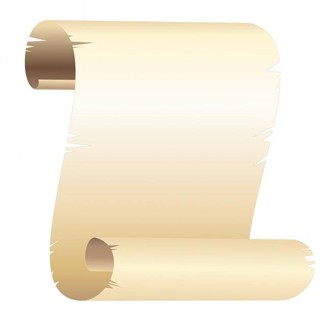 Scroll, Wallpaper, Roll, Old, Paper, Writing, Cartoon