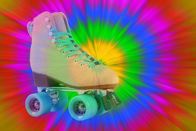 Roller Skating, Roller Disco, Skate, Inline Skating